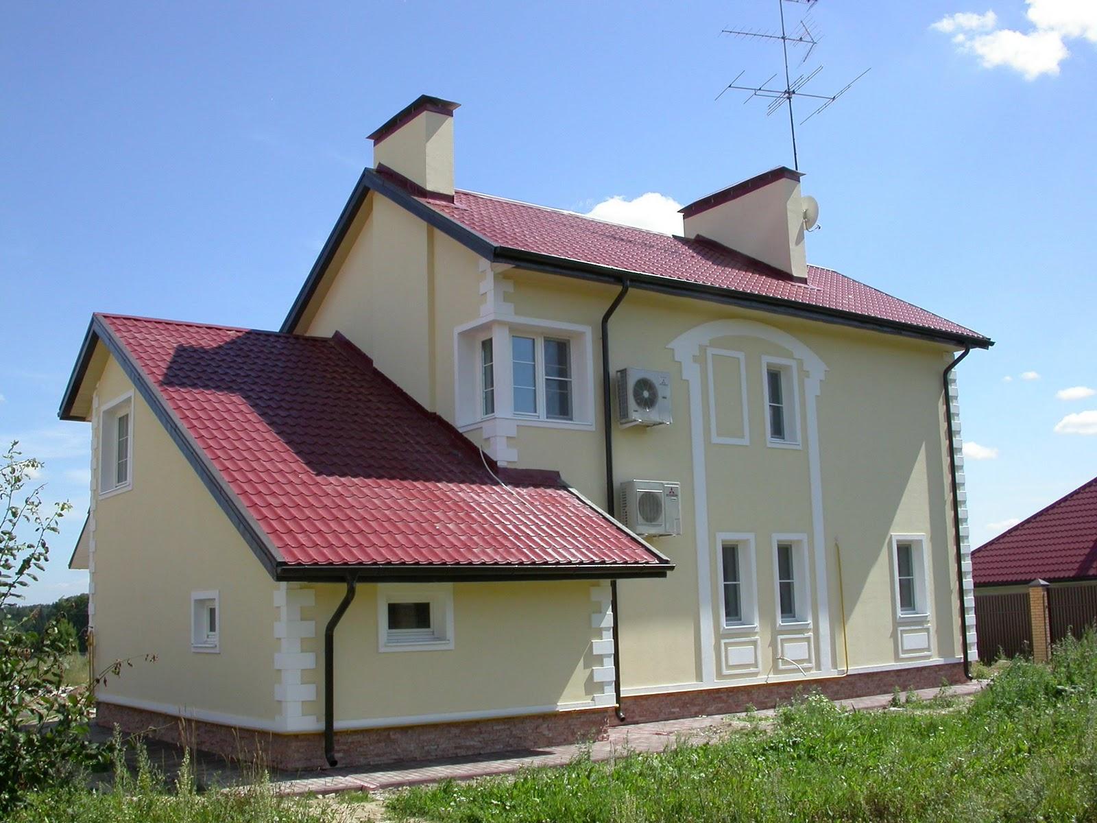 Как построить дом из кирпича дешево и красиво проекты