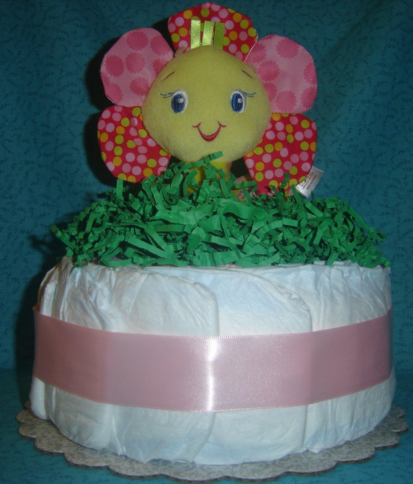 Diaper Cake for sale