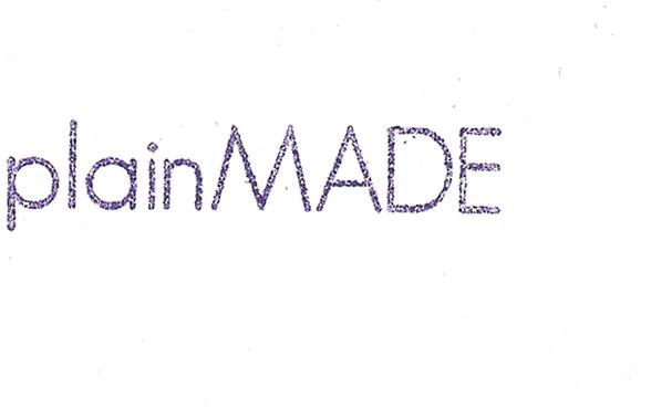 plainMADE