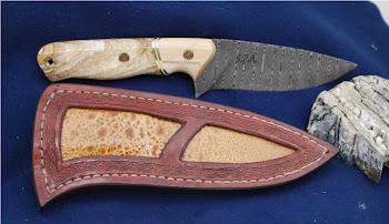 My husband is a custum knife maker!