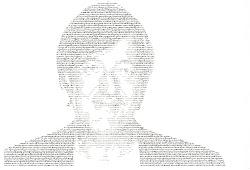 Handwritten Stephen Fry quotes