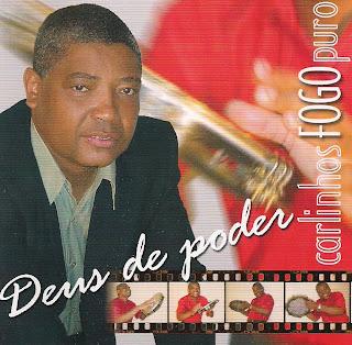 CD - Carlinhos - Fogo Puro - Vol.02