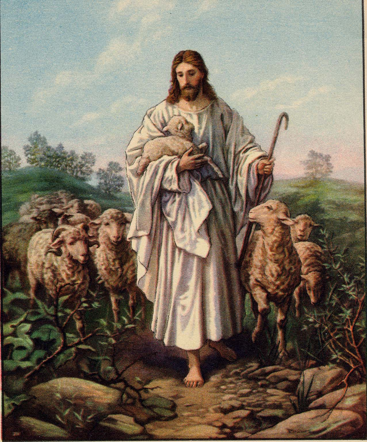 Sjungande Aposteln: Vår Herde | {Herde 12}