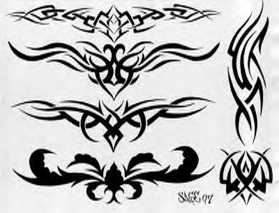 Free tribal tattoo designs 65 · Free