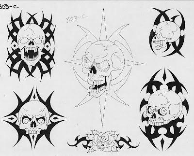 Wing tattoo. Free tribal tattoo designs 82