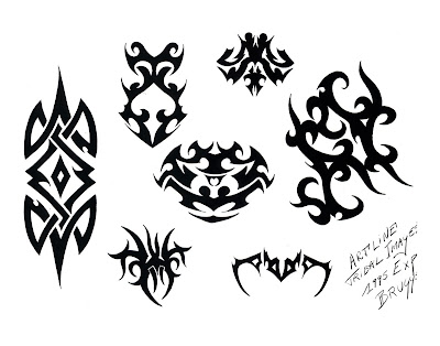 tribal tattoos pictures. Free Tribal Tattoos.