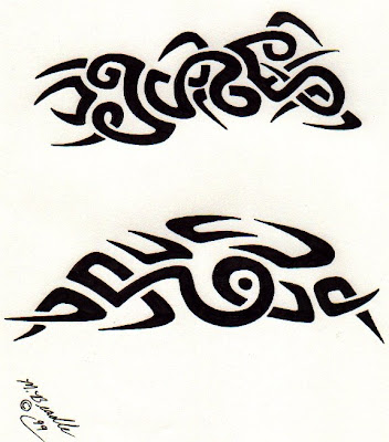 Free tribal tattoo designs 14