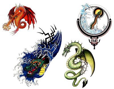 Free tattoo flash designs 48