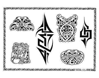 Right Arm Sleeve Tattoo design