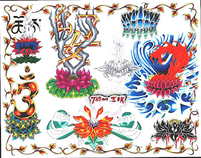 Free tattoo flash designs 72 · Free