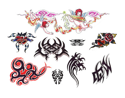 Aztec Tattoos Design Aztec tattoo flash art and sheets from Superior Tattoo.
