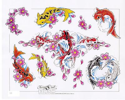 Divel's Mark Tattoo Flash Art - Set #7. Free tattoo flash designs 85