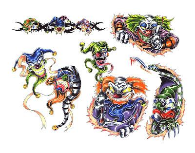 Free tattoo flash designs 84