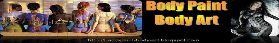 Body Paint - Body Art Pictures Gallery