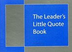 The Leader's Little Quote Book