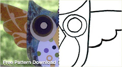 Click to get owl pattern