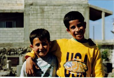 Los años de la inocencia. Qanawat. Siria