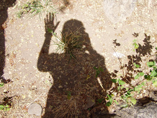 Bosque de Chaparri, Chiclayo. Perú. Mi sombra