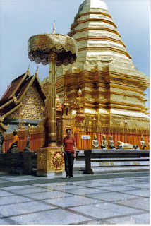 Templo Wat Phra That Doi Suthep, Chiang Mai