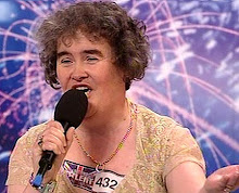 Susan's first BGT performance...