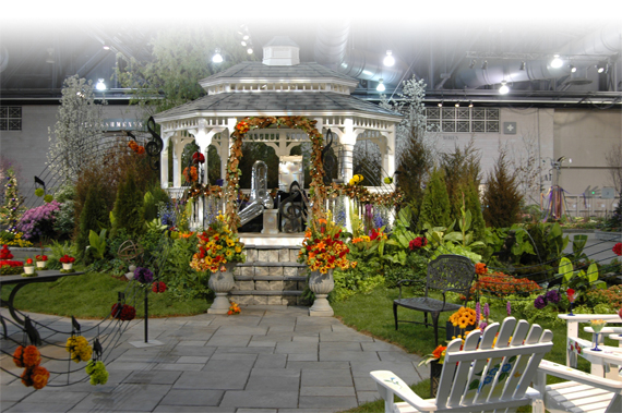 Wedding Gazebo Decorating Ideas