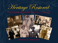 Heritage Restored is now available!   Click below to order.