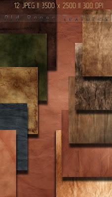 Papel Viejo Textura