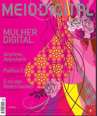 Capa da Revista Meio Digital
