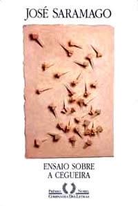 Capa do livro ensaio sobre a cegueira de josé saramago