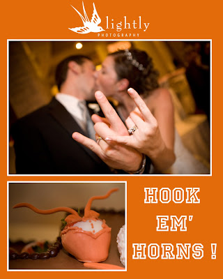 HookEmHorns Mr. & Mrs. Ryan Miller