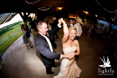 BlogDanceFun Mr. &amp; Mrs. Matt Bullard