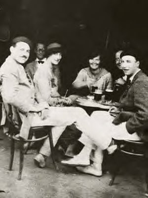 paris in the 1920s the lost generation The lost generation many novels were written during the 1920s that supported the business culture of the decade the most famous of these was bruce barton's 1925 the man nobody knows, which portrayed christ as a businessman.