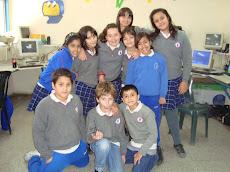 Grupo de periodismo 2010