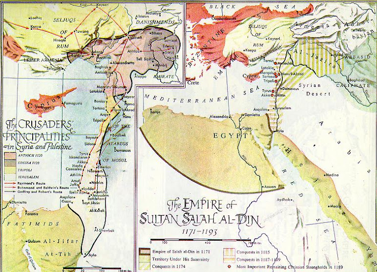 THE EMPIRE OF SULTAN SALAHDIN AYYUBI REHMAT ULLAH ALEH