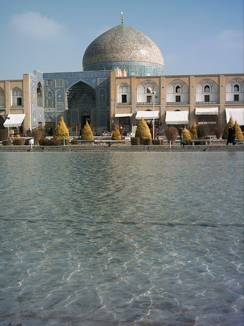 PERSIAN MOSQUE (IRAN)