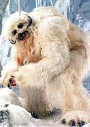 Abominbale Snow Man!