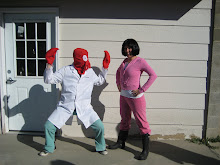 the  Zoidberg and Amy Wong us