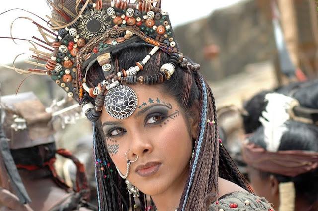 Actress Sandhya stills
