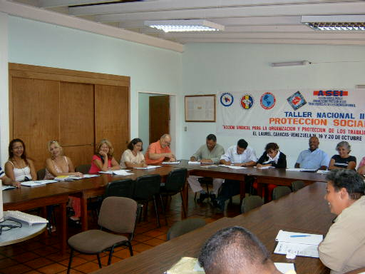 EVENTO EN VENEZUELA