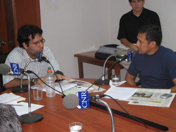 Francisco Pèrez Garcìa en CNR