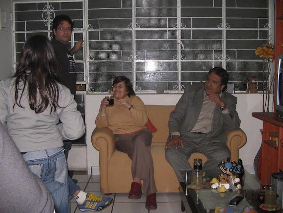 EN EL CUMPLE DE PACO
