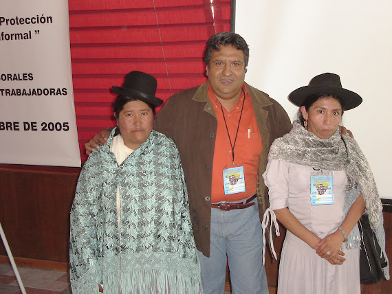 CON BASILIA Y MARTINA
