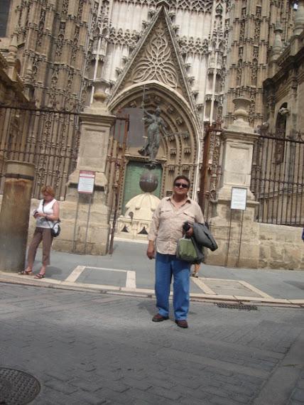 EN LA CATEDRAL DE SEVILLA