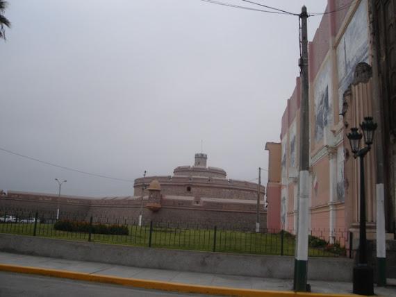 CALLAO, PRIMER PUERTO DEL PERÚ