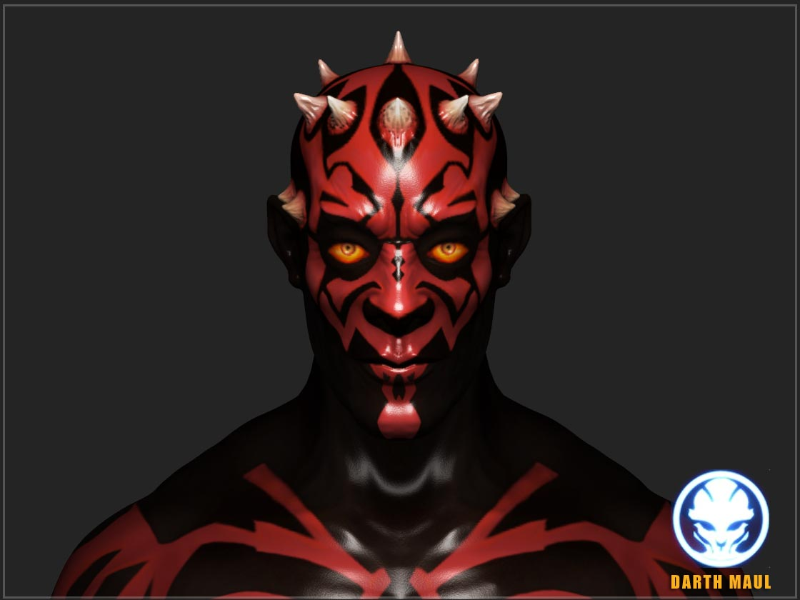 darth maul pictures. Black Bedroom Furniture Sets. Home Design Ideas