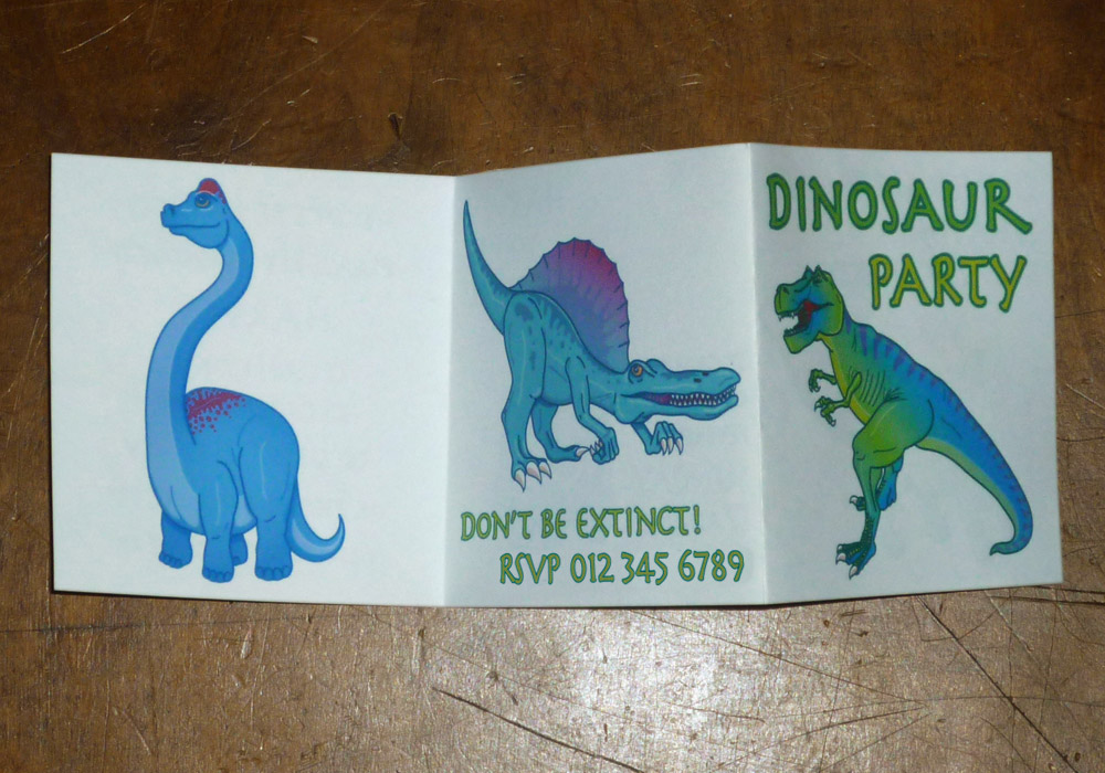 I Am Now Offering These Customized Personalized Dinosaur Invitations To Buy In My Etsy Shop Along With Other Coordinated Custom Party
