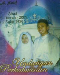 akad nikah 26.12.2004