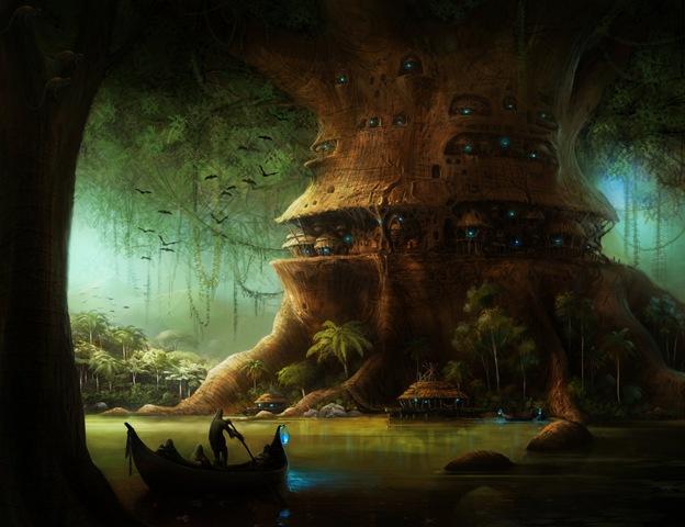 Vida en el Bosque....