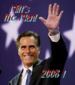Mitt's The Man! 2008! 150