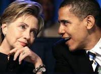 Hillary and Barack